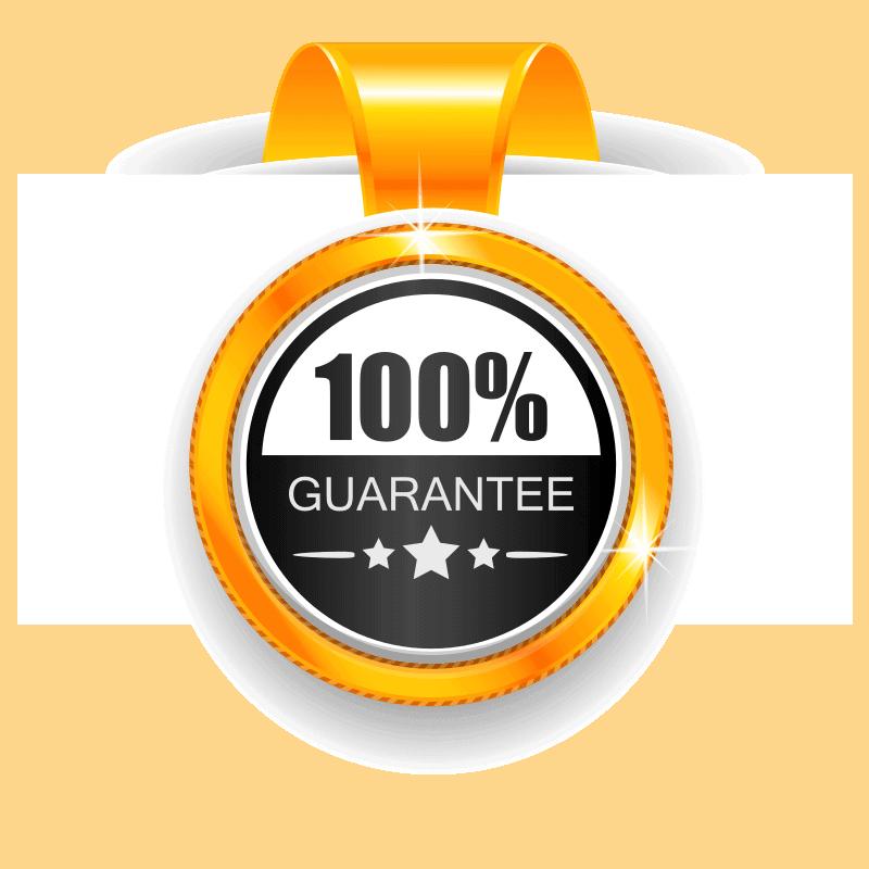 100%-garantie