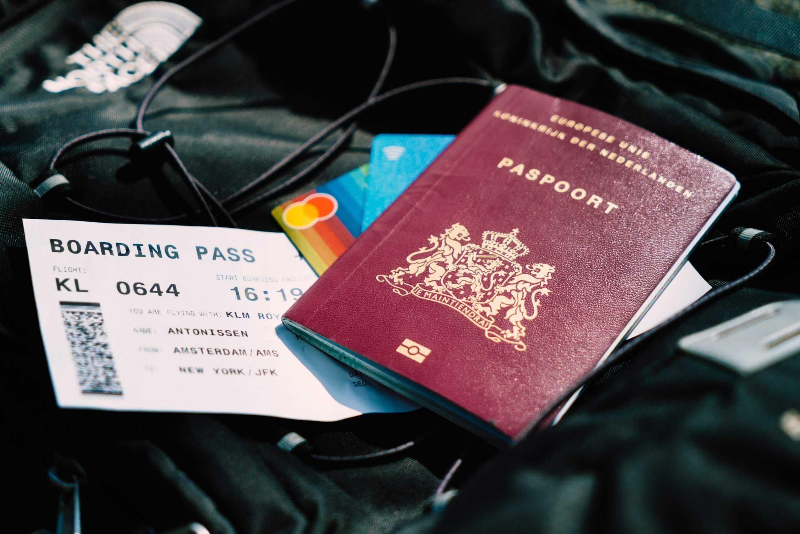 pasfoto paspoort